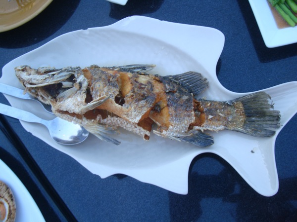 Supatra Sea Food restaurant