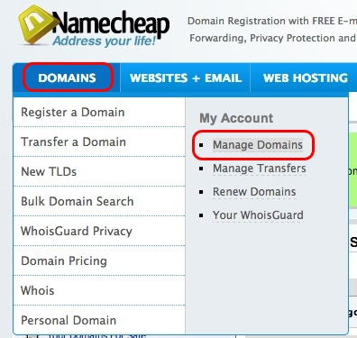 Blog Beast - NameCheap