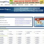 Ping your Blog Free - Googleping