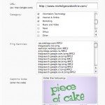 Ping your Blog Free - Pingler