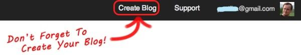 Internet Lifestyle Network blog ~ create blog
