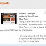 PostCron post ~ Share link scheduled
