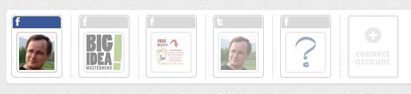 PostCron ~ social accounts