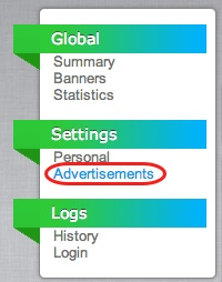 How to Advertise on Neobux - Advertissements