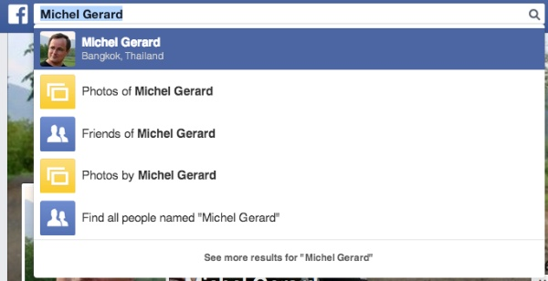 laser targeted leads on FaceBook  - Graph Search 1