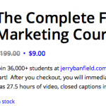 The Complete Facebook Ads and Marketing Course 2016