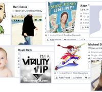 CONTACT LASER TARGETED LEADS ON FACEBOOK